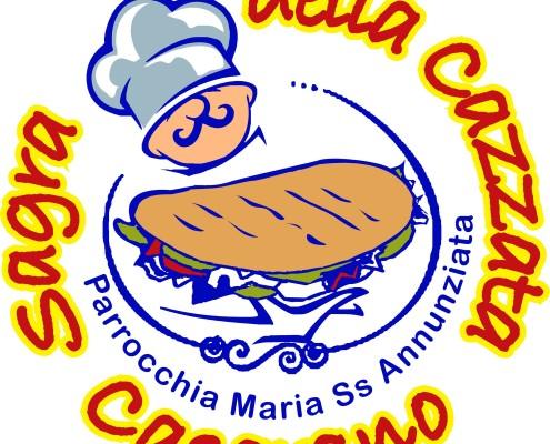 SAGRA DELLA CAZZATA logo colori